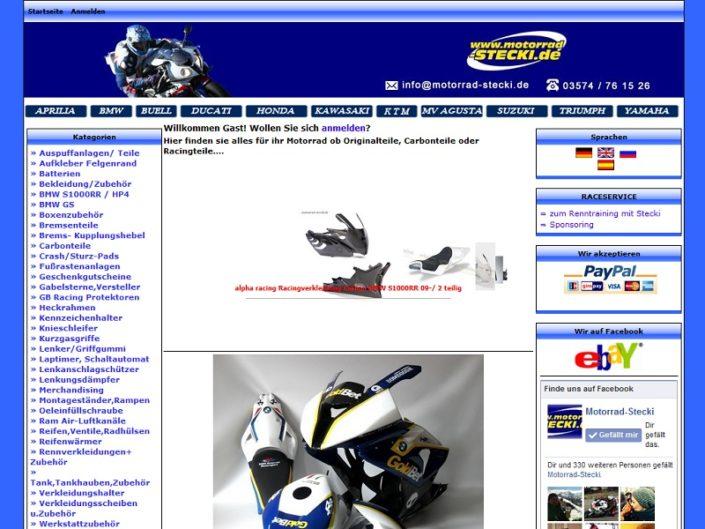 Motorrad-Stecki.de